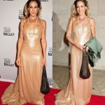 Sarah Jessica Parker: A Mini Hobo for a Clutch?