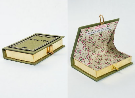 How To Make A Book Clutch With Zipper : Bibliobags where every purse has a story natalie