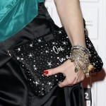 Helena Bonham Carter's One in a Million Clutch