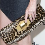 Alexis Bledel: Red and Leopard Fabulous