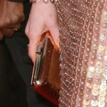 Anne Hathaway's High Wattage Red Carpet Moment
