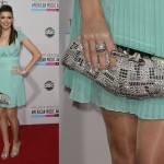 A Night of Music, Fashion & Luxe Clutches at the 2012 AMAs