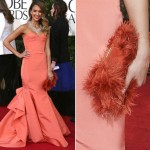 Red Carpet Roundup: Unique Clutches at the 2013 Golden Globes