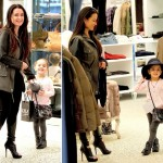 Kyle Richards' Daughter Portia Shows Off Mohawk-Spike Clutch, Steals Spotlight from Mom